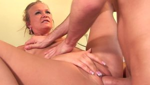 Erotic along with Katie Morgan fucked in the butt