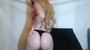 Tight european pawg sex toys on web-cam