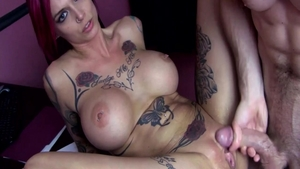 Rough nailing together with Anna Bell Peaks and Anna Bell