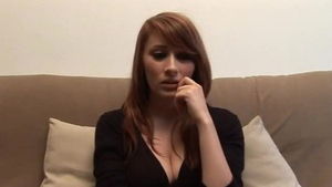 Real fucking between small tits french amateur Roxy Carter HD