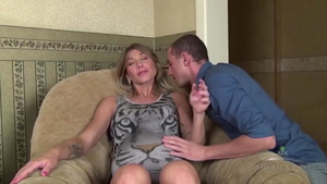 Pregnant russian Rita Rush sucking cock