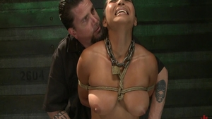 BDSM along with wet pussy pornstar Adrianna Luna