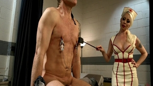 Super hot dominatrix Lorelei Lee has a thing for good fuck