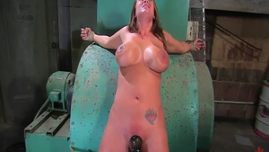 Trina Michaels BDSM during interview