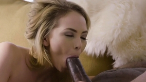 POV real sex in the company of blonde Angel Smalls