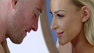 Rough hard pounding together with nice blonde Emma Hix