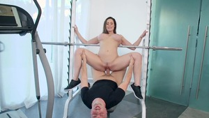 Lustful Kendra Lust rides a hard dick