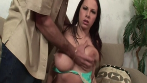 The best sex in company with sexy mature Gianna Michaels