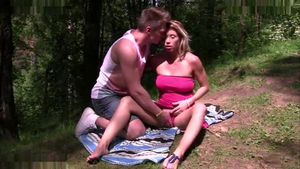 Russian babe really enjoys rough sex in HD