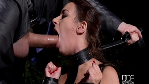 Raw fucking together with Yanick Shaft with Sophia Laure