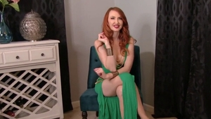 Redhead Kendra James feels the need for raw sex HD