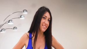 Cock sucking escorted by busty latina brunette Eloa Lombard