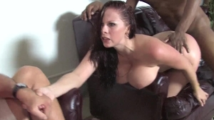Fucking together with big tits housewife Gianna Michaels