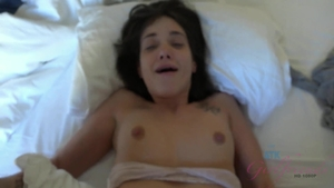 Ejaculation escorted by brunette Gia Paige