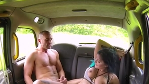 Naughty brunette Alexxa Vice has a taste for sloppy fucking