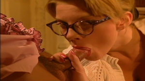 Classic Carol Tennesy got her pussy smashed