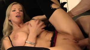 Rough sex big boobs stepmom in sexy lingerie