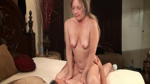 Perfect chick feels like real sex