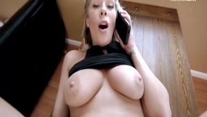 Big tits girlfriend crazy cowgirl fuck