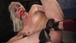 BDSM along with young babe Lorelei Lee