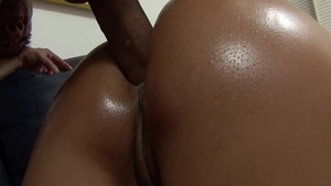 Wet brazilian Jade Marcela has a passion for oiled raw sex