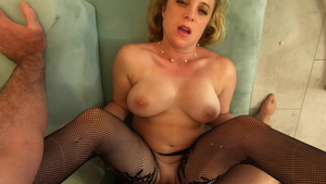 Blonde haired Erin Electra loves plowing hard in HD