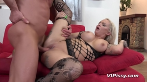 Inked BBW likes rough fucking HD