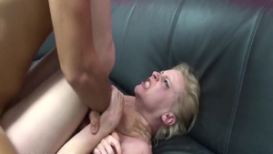 French anal fucking in HD