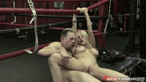 Huge tits blonde hair Jesse Jane cumshot