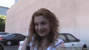 Threesome at the castings HD