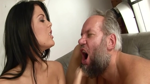 Horny Madison Parker cock sucking pussy fuck