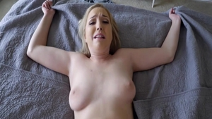 POV good fuck with Zoe Parker escorted by Brad Knight