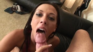 Scott Lyons with Rachel Starr group sex