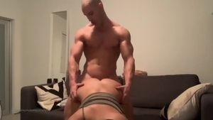 Petite babe finds pleasure in group sex HD