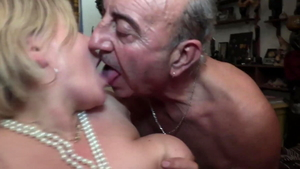 Big tits mature hardcore group sex at the party HD