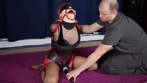 Tied up starring asian babe