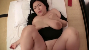 In Tokyo large tits asian