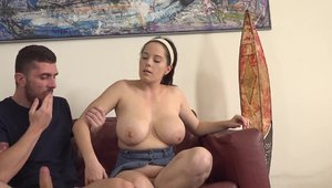 Czech cowgirl fuck at castings