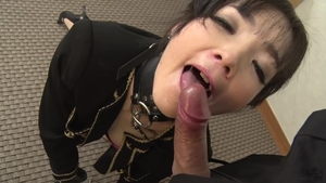 Plowing hard with hairy asian MILF