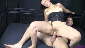 Petite czech stepmom enjoys greatly nailed rough