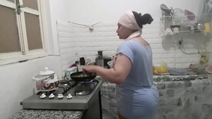 Beautiful algerian housewife lusts loud sex HD