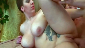 Very ugly russian amateur dick sucking in HD