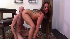 Hard fucking in the company of booty Tory Lane